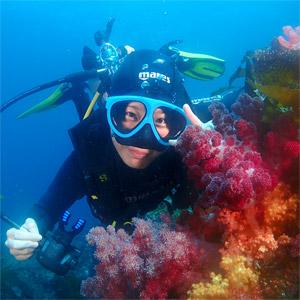 체험다이빙(서귀포다이브센터)